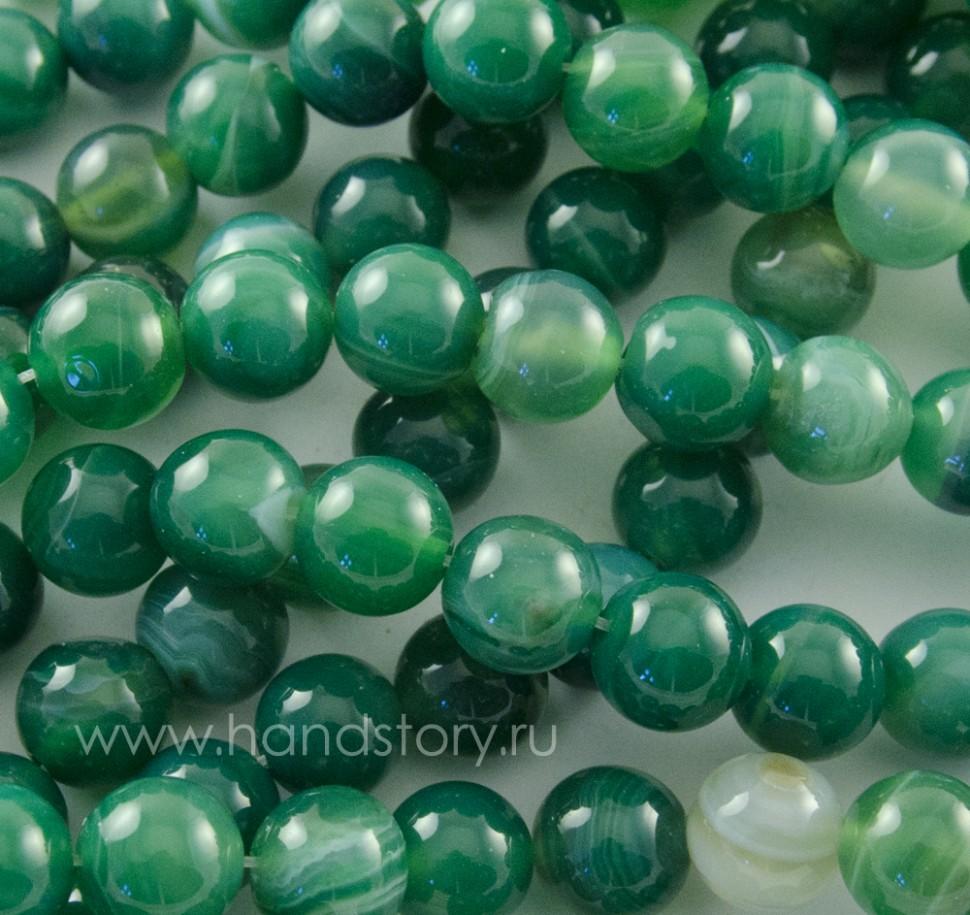 Как сделать зелёный камень 658